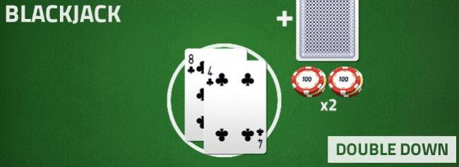 blackjack payout