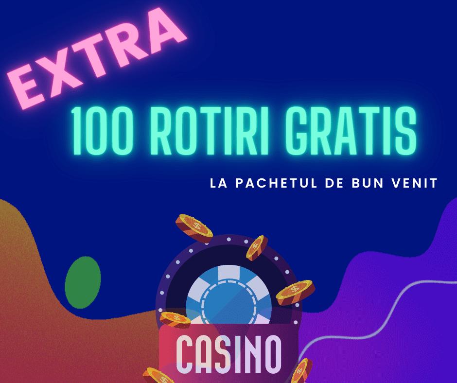 EXCLUSIV! 100 runde gratis pe GetsBet